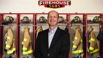 Franchisee Spotlight - Chris Holmes' Continued Success with Firehouse Subs and Plans for Franchise Growth Across North Florida, Alabama and Georgia